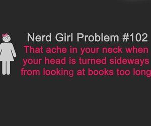 books and nerd image