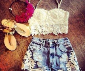 cool, outfits, and shorts image
