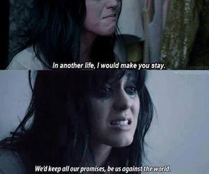 katy perry, the one that got away, and cry image