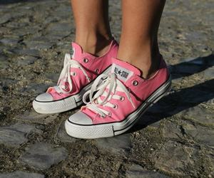 all star, fashion, and pink image