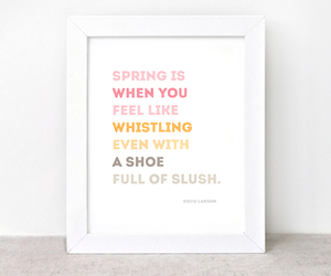 let's escape, quote, and spring image