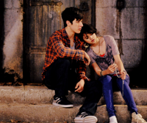 selena gomez, wizards of waverly place, and david henrie image