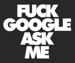 ask, fuck, and me image