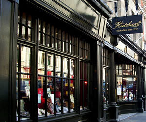 bookshop, london, and piccadilly image