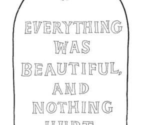 kurt vonnegut, quote, and tombstone image