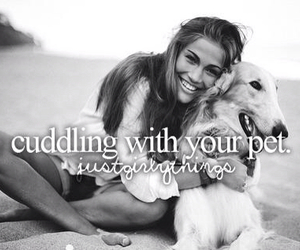 cuddling