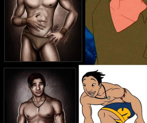 disney and sexy image
