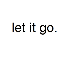 let it go, frozen, and quote image