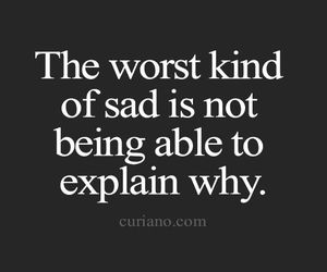 fashion, sad, and sad quotes image