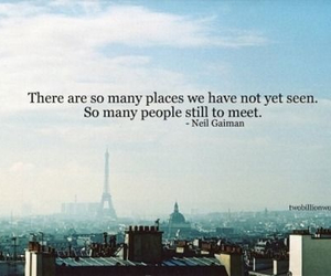 people, place, and quote image