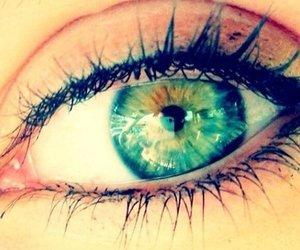 beautiful, lauren, and eye image