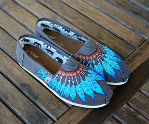 moccasin, toms shoes, and bstreetshoes image