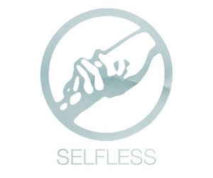 selfless and divergent image