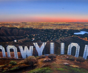 beautiful, california, and hollywood image