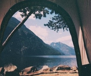 nature, indie, and travel image