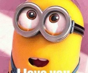 minions, love, and cute image