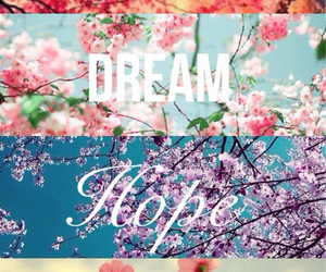love, Dream, and hope image