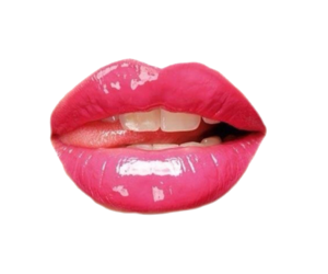 lips, transparent, and overlay image