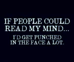 quote, mind, and funny image