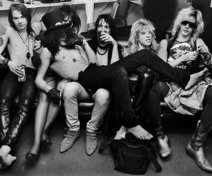 Duff, Guns N Roses, and fun image