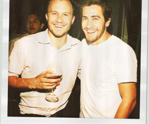 heath ledger, jake gyllenhaal, and actor image