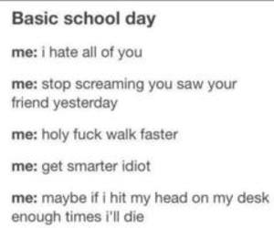 school and me image