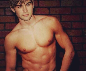 Chace Crawford, nate archibald, and gossip girl image