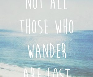 quote, beach, and indie image
