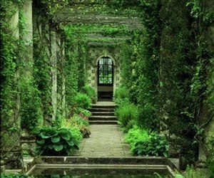 green and garden image