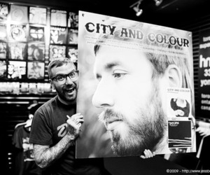 city and colour, dallas green, and city & colour image