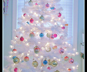 blue, ornaments, and whimsy image
