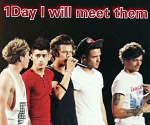 one day, 1d, and niall horan image