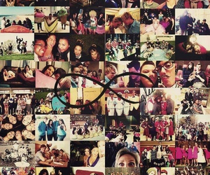 glee, glee cast, and glee club will never end image