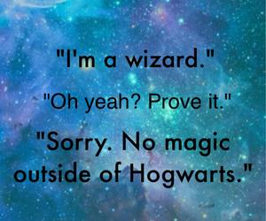 harry potter, hogwarts, and magic image