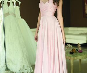 elegant, glam, and pink image