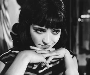 60's and anna karina image