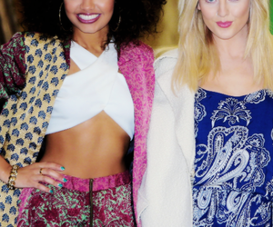 little mix, perrie edwards, and leigh anne pinnock image