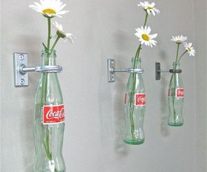 flowers, coca cola, and decoration image