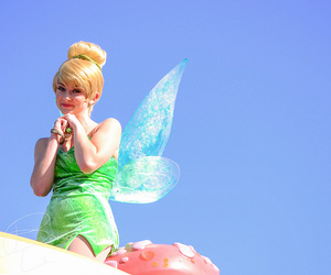 beautiful, disney, and tinkerbell image