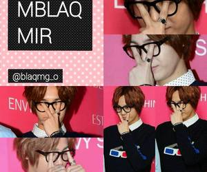 funny, mir, and mblaq image