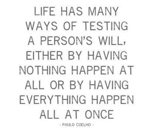 life, quotes, and so true image