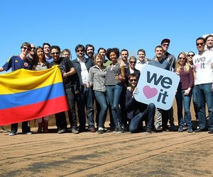 colombia, sf, and team image