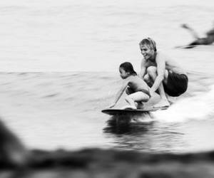 surf, beach, and dad image