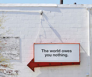 nothing, quote, and world image