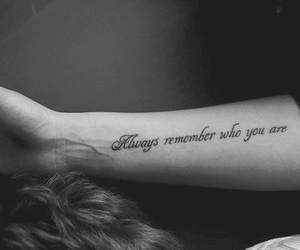 arm, black and white, and remember image