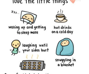 little things, true, and love image