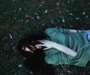 alone and pale image