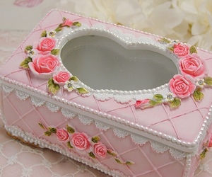 elegant, rosy, and floral image
