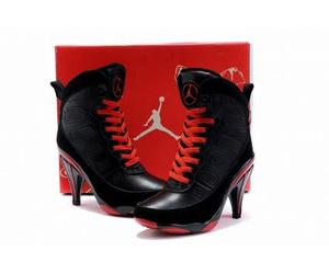 nike heels and air jordan heels image