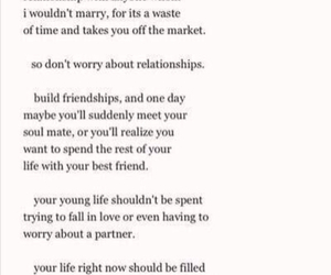 love, advice, and quotes image
